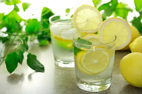 Health Benefits of Drinking Lemon Water | Fitness, Health, Running and Weight loss | Scoop.it