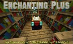 Enchanting Plus   Minecraft Mods   Scoop.it