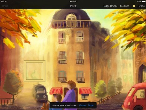 Meet Pixelmator, Apple's Pick For Best iPad App Of The Year | Business Insider | How to Use an iPad Well | Scoop.it
