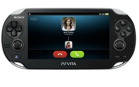 Skype Now Available on PlayStation Vita | Technology and Gadgets | Scoop.it