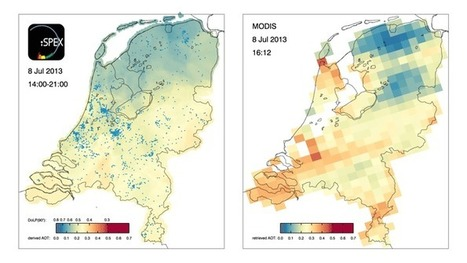 Using Citizens to Map Atmospheric Particulates | Digital Cartography | Scoop.it