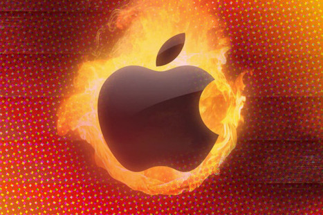 iPhone owners sue Apple over storage space, allege fraud | Technology | Scoop.it
