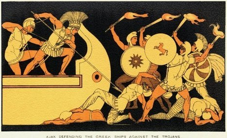 Ancient warrior myths help veterans fight PTSD | Referentes clásicos | Scoop.it