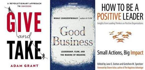 Positive Psychology at Work: A Book List for the Layman | positive psychology | Scoop.it