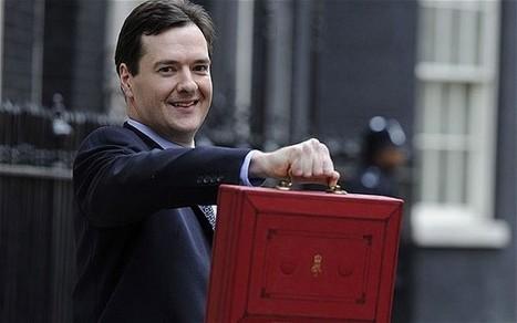 Why George Osborne's fiscal charter is more likely to end in fudge than sounder finances | Insights into the National Economy | Scoop.it