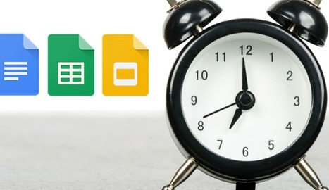 24 Google Docs Templates that Will Make Your Life Easier | Digital Classrooms | Scoop.it
