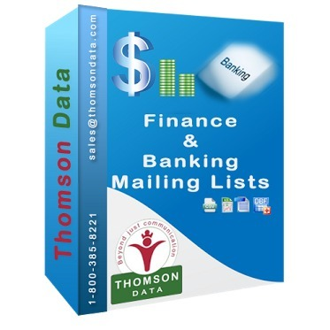 Finance and Banking Industry Executives Email and Mailing Lists | List Provider | Scoop.it