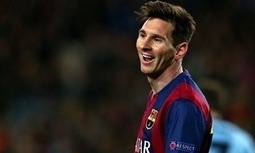 Barcelona's Lionel Messi: I'm back to my best after a difficult year - The Guardian | AC Affairs | Scoop.it