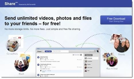 Share, el servicio de almacenamiento online, gratuito e ilimitado de BitTorrent   Educando con TIC   Scoop.it