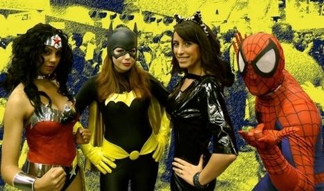 "Au Comic con, ""la culture geek devient mainstream"" - Citazine | GeekBill | Scoop.it"
