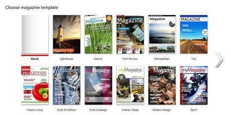 Logiciel professionnel gratuit Joomag 2013 Editeur Publisher en ligne Multimedia professionnel - Web 2.0 | Logiciel Gratuit Licence Gratuite | Scoop.it