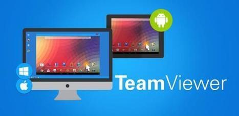 TeamViewer lanza su solución para móviles | Recull diari | Scoop.it