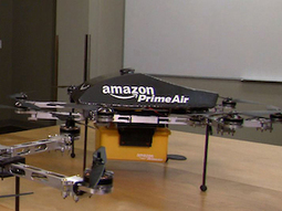 Amazon unveils delivery by drone: Prime Air. No, seriously | Daily Crew | Scoop.it