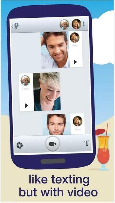 Glide App Review   #Technology   Scoop.it