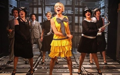 Thoroughly Modern Millie Reviews at The Watermill Theatre - Newbury - Whatsonstage.com | Business in Berkshire | Scoop.it