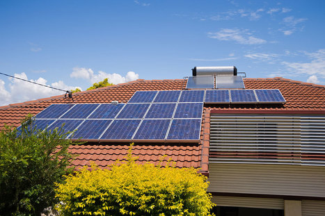 Blockchain grid to let neighbours trade solar power in Australia | Raspberry Pi | Scoop.it