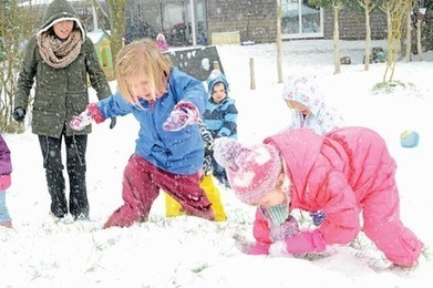 Enabling Environment: Outdoors - Play it safe | Nursery World | Education | Scoop.it