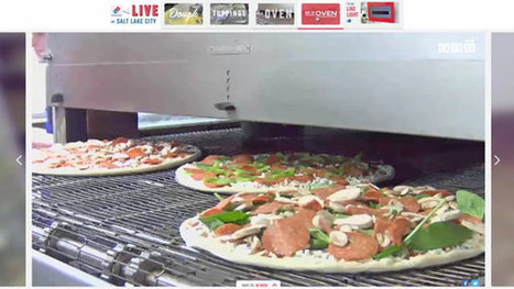 Domino's Live-Streams Pizza Making | It's Show Prep for Radio | Scoop.it