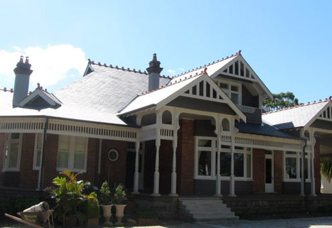 Slate Roofing Australia : Residential | Slate Roofing Australia | Scoop.it