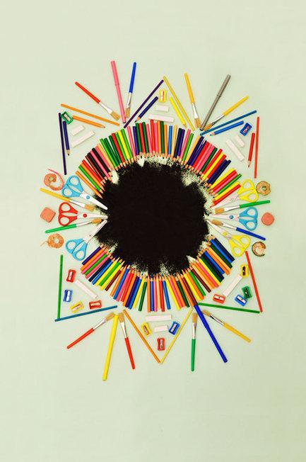 Design Work Life » Cocolia: Picasso Museum Big Draw Posters   Design   Scoop.it