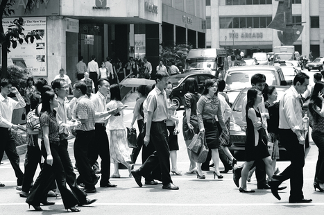 Economic opportunities in an ageing population | SG | Scoop.it