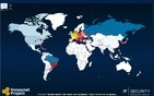 A Real-Time Map of Global Cyberattacks | cybercrime | Scoop.it