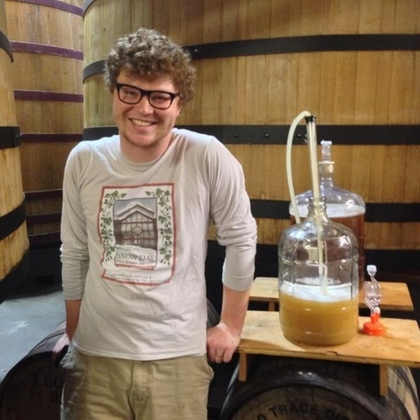 GABF Interview: Andy Mitchell, Brewer at New Belgium Brewing Company | Homebrewing | Scoop.it