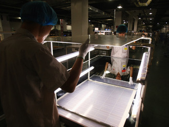 Before SolarWorld Launched Its War Against Chinese Solar, It Had A Lucrative Partnership In China | ECONOMY & Transparency | Scoop.it