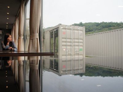 Shipping Container Architecture Is So Trendy That In China, They Are Making Knock-offs | Vertical Farm - Food Factory | Scoop.it