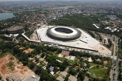 Plush Brazil football stadiums put a hole in fans' pockets - Latest sport news   Sports Facility Management 4070092   Scoop.it