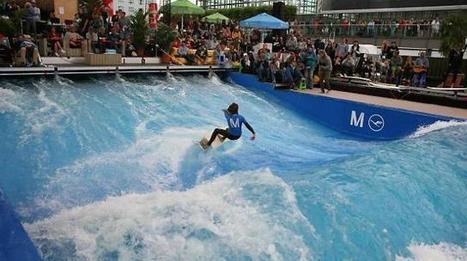 Loisir. Un surf park unique en France ouvrira en juin en Vendée | Aires de jeux | Scoop.it