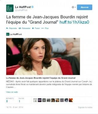 Anne Nivat, journaliste ou Mme Bourdin? | DocPresseESJ | Scoop.it