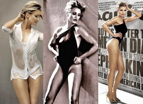 Cameron Diaz: My Childless Existence Is Not Empty, Yo - Celebrity Health & Fitness | General Health News | Scoop.it