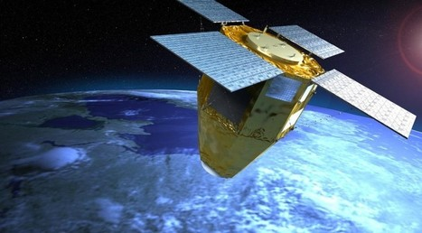 Airbus invests in 4 high-resolution optical Earth observation satellites - with no government net | SpaceNews.com | The NewSpace Daily | Scoop.it