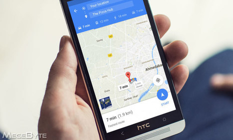 How to Use Hands-Free Navigation in Google Maps via Android Auto | Mobile Technology | Scoop.it