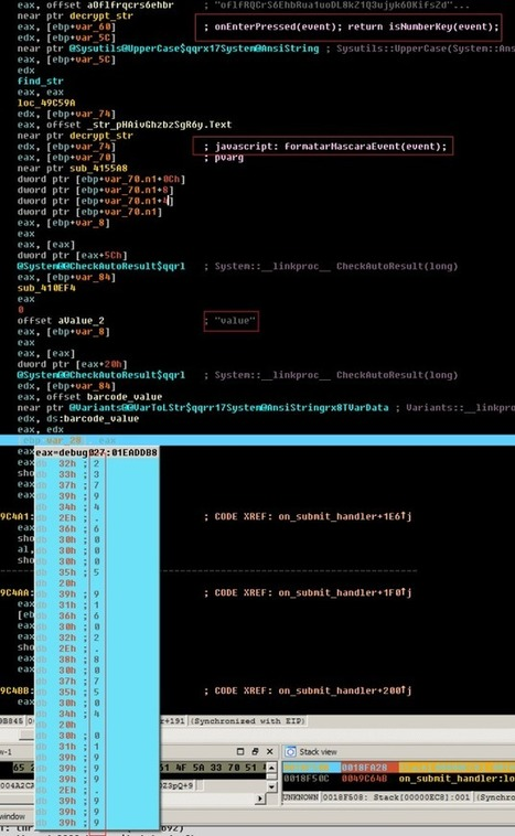 The Evolution Of Brazilian Malware - Securelist | For a best consideration of Cybersecurity challenges in Africa | Scoop.it