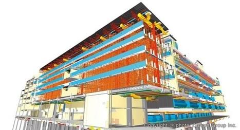 Maquettes numériques : les métiers du bâtiment entament leur transformation digitale | EIVP - Formation continue et Mastères Spécialisés | Scoop.it