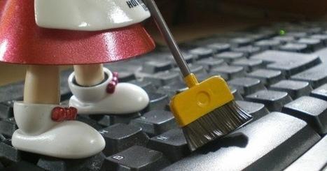 Nettoyer son ordinateur portable de la poussière, le guide complet pas à pas. | Au fil du Web | Scoop.it