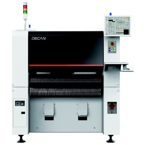 Steady sales and growth of HANWHA Techwin Pick & Place Machines | Electronics Manufacturing | Scoop.it