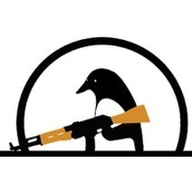 Gun-wielding penguin takes over Ubuntu Forums, waves AK-47 at Linux users everywhere | Linux and Open Source | Scoop.it