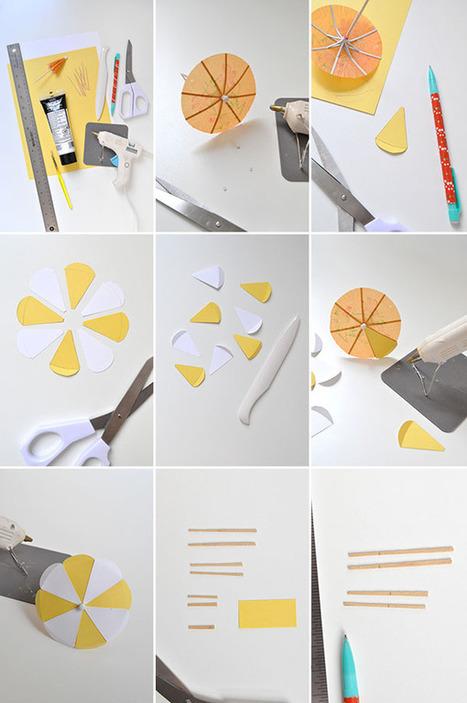 Beach Cake Toppers | DIY pour enfants | Scoop.it