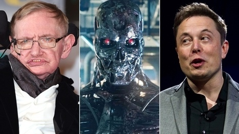Hawking, Musk, Wozniak warn of military artificial intelligence arms race | Think outside the Box | Scoop.it