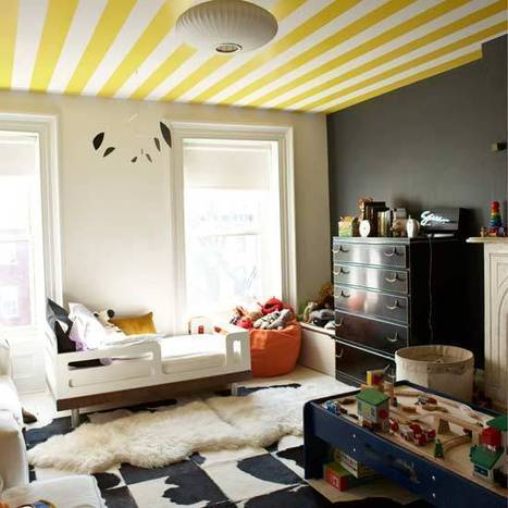 Wallpaper on the Ceiling Archives - Walls | Design, Photography, and Creativity | Scoop.it