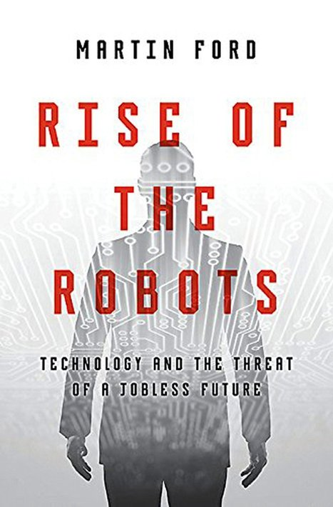 Why 'Rise of the Robots' was named the most important business book of the year | Peer2Politics | Scoop.it