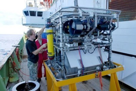 Expedition to test new technologies for deep sea deposit exploration | deepsea mining | Scoop.it