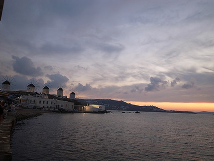 """Greek Island-Hopping Tours » Pop the """"Marry Me?"""" Question in Mykonos 