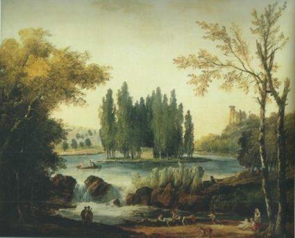 Hubert Robert, un peintre visionnaire - Les actualités de l'École des lettres | Art et littérature (etc.) | Scoop.it
