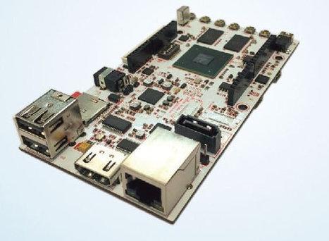 pcDuino Acadia 1 is a Freescale i.MX6 Quad Development Board with Arduino Headers | Arduino, Netduino, Rasperry Pi! | Scoop.it