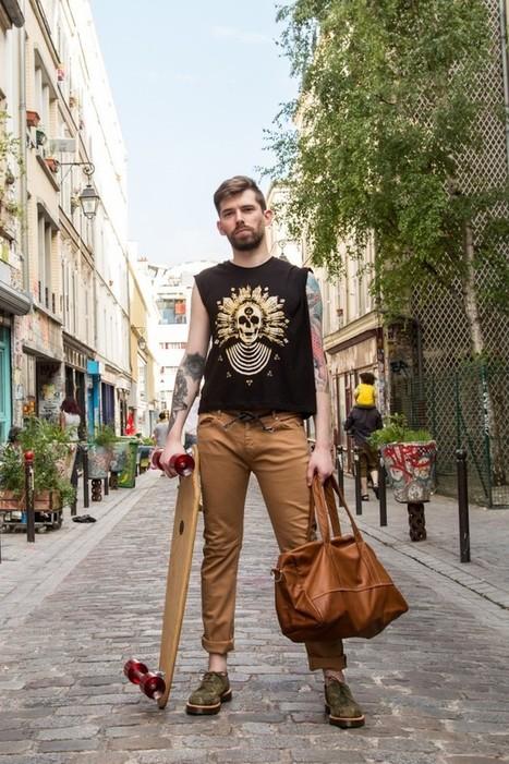 The Tattoorialist - The first website about fashion portraits of tattooed people / Le premier site de portraits de tatoués | PHOTOGRAPHY | Scoop.it