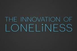 The Role Of Social Media And Our Loneliness [Motion-graphic] ~ Digital Information World | technoculture | Scoop.it